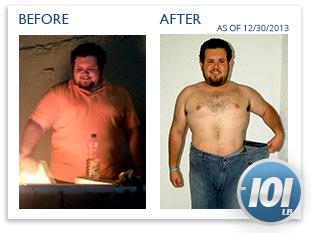 Alberto Torres Gonzalez 100 Pound Club