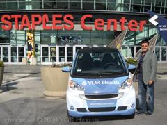 S. California's 3rd Smart Car