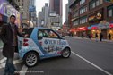 Smart Car in New York