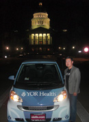 Smart Car in California